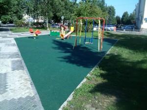 детская площадка пр.Тройцкий