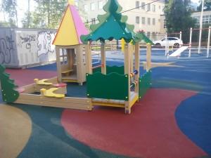 детская площадка Архангельск