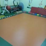 спортивный линолеум в зале детского сада