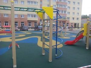 площадка на Вологодской 32